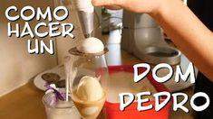 Don Pedro with Amarula Desserts, Candy Drinks, Vanilla Ice Cream, Recipes, Tasty, Tailgate Desserts, Deserts, Postres, Dessert