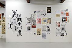 readingforms:  Experimental Jetset – Two or Three Things I Know About Provo (Installation views fromW139edition, Amsterdam (2011) andBrnoBiennialedition(2012)