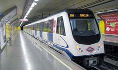 Metro de #Madrid