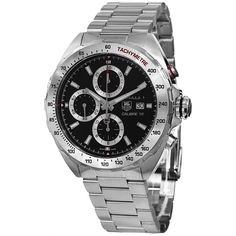 Tag Heuer Men's CAZ2010.BA0876 'Formula 1' Dial Chronograph Automatic Watch