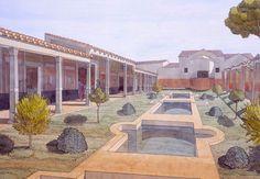 Italy - Pompeii - Praedia of Julia Felix