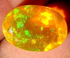 ETHIOPIAN OPAL FACETED 3.35 CTS NC-4557