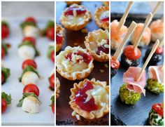 Wow your guests with some amazing little bites before the entree comes. Here are 25 of some of the Best Appetizers to Serve!
