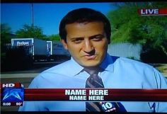 11 Examples That Prove TV News Has Pretty Much Given Up