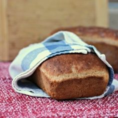 Easy Whole Wheat Bread Without Kneading