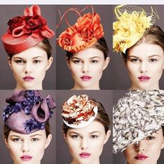 6 days until the Official #LondonHatWeek2016 Schedule is released! Check out these 6 gorgeous hats from the Flora Collection by @aharpermilliner, on sale at @fortnums this season. Very excited to be featuring a fabulous cocktail shopping event with this talented London milliner as part of #LHW16. More details on Friday! #thecountdownbegins #millinery #london #hats #londonhatweek