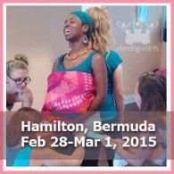 Articlel about the Bermuda Birth world. #DancingForBirth