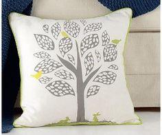 Rabbit Tree Cushion-Target