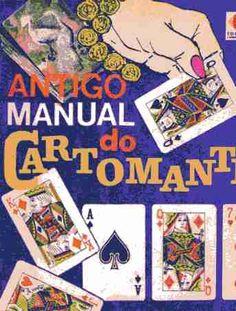Antigo Manual do Cartomante - N. A. Molina - 143 Paginas  -