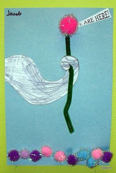 Horton Hears a Who craft (Dr. Seuss birthday)