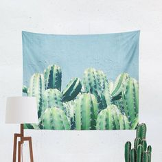 Cactus & Teal Wall Tapestry @redbubble #redbubble #decor http://rdbl.co/2G9Pi7q pic.twitter.com/VTIEvzdoOY