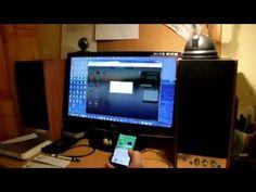 Návod jak propojit počítač a telefon s androidem bezdrátově pomocí WiFi - YouTube Monitor, Android, Education, Youtube, Teaching, Onderwijs, Youtubers, Studying