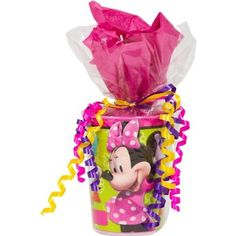 MINNIE MOUSE Party Supplies Pre-Filled Goodie Bag