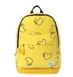 44873d3fc8fb Korea direct import purchasing authentic PANCOAT cute duckling pattern  shoulder bags backpack school bag