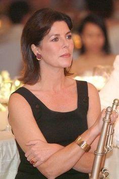 Princess Alexandra, Princess Stephanie, Monaco Royal Family, Beautiful Old Woman, Ageless Beauty, Charlotte Casiraghi, Prince Albert, Royal Jewels, Grace Kelly