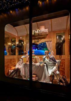 comercios_innovadores_bilbao_escaparates_navidad_2013_londres_harrods_london_Christmas_steam_train_Window_Display_2013_noel_vitrines_3