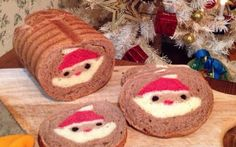 Konel bread | Nereali japoniška duona su piešiniais viduje