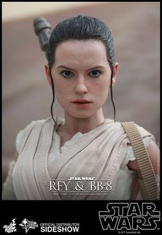 Rey & BB-8 STAR WARS Sixth-Scale Figures Arrive From Jakku - Star Wars Bb8 - Ideas of Star Wars Bb8 #starwars #bb8 #starwarsbb8 - Rey And BB-8 STAR WARS Sixth-Scale Figures Arrive From Jakku #BB8 #hottoys #starwars #SWTFA Bb8 Star Wars, Star Trek, Star Wars Logos, Thor Cosplay, Star Wars Figurines, Film Trilogies, Anime Makeup, Star Wars Episodes, Photo Archive