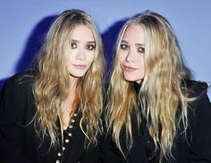 Exclusive: How to Get Hair Like the Olsen Twins--Tips Straight from Mary-Kate and Ashley | Byrdie.com