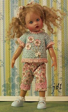 Gardenia Pink for Riley Kish by JDL Doll Clothes