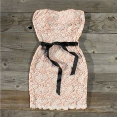 Ribbons & Lace Party Dress, Sweet Women's Country Clothing ah just love it Lace Party Dresses, Cute Dresses, Cute Outfits, Lace Dress, Elegant Dresses, Women's Dresses, Vestido Strapless, Country Outfits, Country Dresses