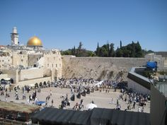 The Kotel - Jerusalem, Israel Israel Palestine, Jerusalem Israel, Places Around The World, Around The Worlds, Promised Land, Unique Architecture, Holy Land, Tel Aviv, East Africa