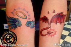 letras de tatuajes demonio - Buscar con Google