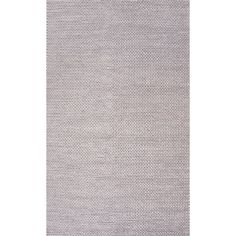 nuLOOM Chunky Woolen Cable Light Gray Area Rug | AllModern