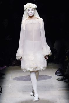 Comme des Garcons, Autumn/Winter 2005,  Ready-to-Wear