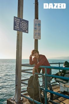 Actor Yoo Seung Ho travelled to Los Angeles, California for a warm and sunny photoshoot with 'Dazed' Korea magazine. Yoo Seung Ho strut coolly as he gazed with poised fierceness at the camera. Yoo Seung Ho, Master Of Study, Robot, Kim Myung Soo, Dazed And Confused, Child Actors, Korean Star, Kdrama Actors, Seong