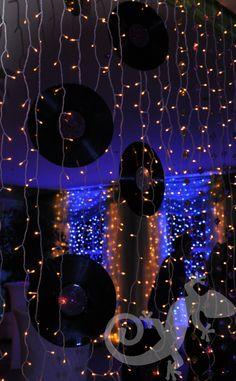 Disco Theme Parties, Disco Party Decorations, Music Themed Parties, Fiesta Theme Party, Prom Decor, Party Themes, Homecoming Decorations, 21 Party, Sofia Party