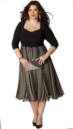 Plus size dress barn - http://pluslook.eu/fashion/plus-size-dress-barn.html. #dress #woman #plussize #dresses