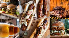 Vancouver's Premiere Celebration of Food Culture. Hot Dogs, Sausage, Vacation, Ethnic Recipes, Food, Vacations, Sausages, Meals, Holiday