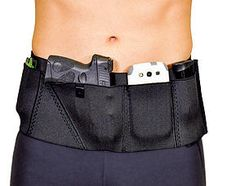 Women's Gun Holsters for Hip, Thigh and Waist concealed carry---also available for men.  Concealed carry battle belt?