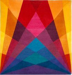 Rainbow rug | Sonya Winner Studio | GoodWeave certified child-labor-free