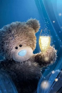 Florynda del Sol ღ☀¨✿ ¸.ღ ♥Tatty Teddy Anche gli Orsetti hanno un'anima…♥ Tatty Teddy, Birthday Cards For Friends, Happy Birthday Wishes, Birthday Greetings, Teddy Bear Images, Teddy Bear Pictures, Teddy Beer, Welcome Pictures, Blue Nose Friends