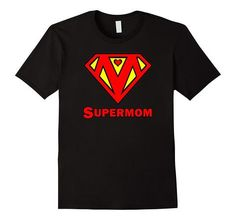 Funny Super Mom Comic Hero Mother's Day Gifts T-Shirt | One of the largest and best collection of Mother's day style sayings and graphic tee shirts anywhere on the web. The great gift for your mom or wife. More styles daily updated!