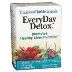 Traditional Medicinals Everyday Detox Herb Tea 3x16 bag >>> Find out more about the great product at the image link. (This is an affiliate link and I receive a commission for the sales)