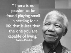 Nelson Mandela Quote!