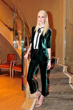 Best Dressed: Chloë Sevigny, Zoë Kravitz, and More - Vogue