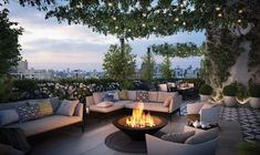Welcome to our gallery of beautiful patio ideas. These patio areas feature homes with outdoor kitchens, fire pits, high-end outdoor furniture, hot tubs, swimming pools, gazebos, water features and amazing views. We hope these patio designs give you plenty of inspiration and ideas for creating...