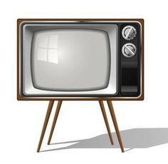 vintage television set -- remember having to get up off the couch and turn the dial to 1 of 3 network channels? Radios, Vintage Television, Television Set, Tvs, Vintage Tv, Vintage Items, Retro, Radio Antigua, Tv Sets