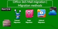 Mail migration to Office 365   Mail Migration methods   Part 1/4 - http://o365info.com/mail-migration-office-365-mail-migration-methods-part-14/