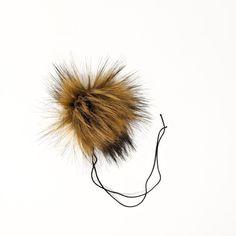 Chestnut Faux Fur Pom Poms – Warehouse 2020 Faux Fur Pom Pom, Golden Blonde, Medium Brown, Pom Poms, Warehouse, Cute, Gold Blonde, Kawaii, Magazine