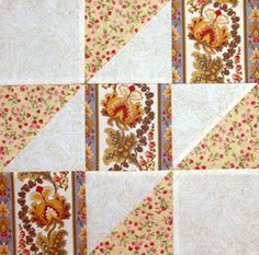 Contrary Wife Quilt Block Pattern