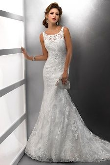 """Maggie Sottero if I ever say """"I do"""" again I will be wearing something very similar. Absolutely ♡!"""
