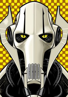 Grievous by Thuddleston.deviantart.com on @deviantART