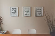 Coworking wall