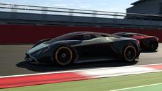 El Aston Martin Design Prototype 100 se une a la plantilla de coches de carreras de Vision Gran Turismo. Ha sido desarro...