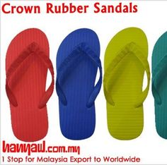 Visit- http://www.hanyaw.com.my/Products/Crown_Rubber_Sandals_CH-501.html